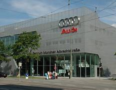 AUDI Terminal  -  München